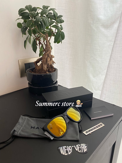 Hawker sunglass #model 9021 Yellow