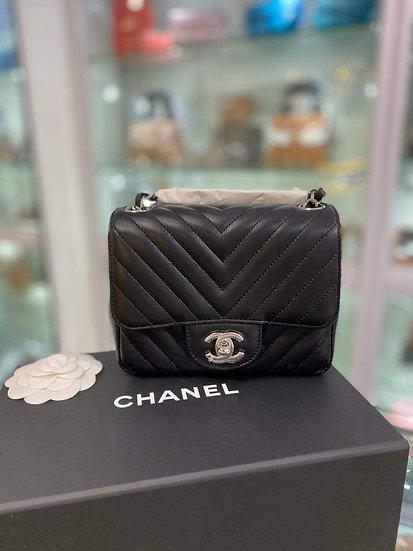 Chanel 17cm 羊皮