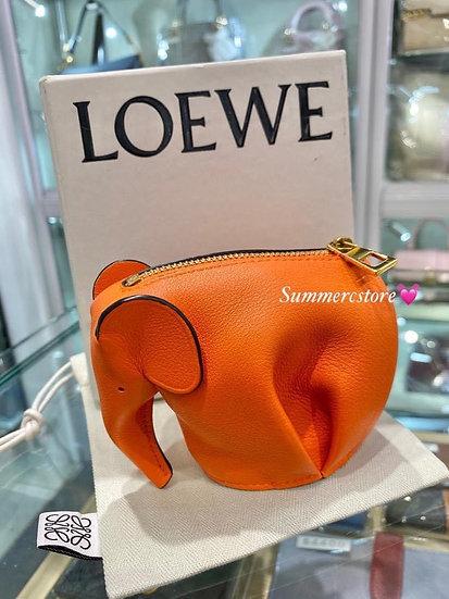 Loewe Coins Bag 大象款