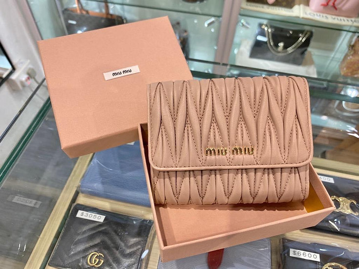 Miu Miu Wallet - On Sale