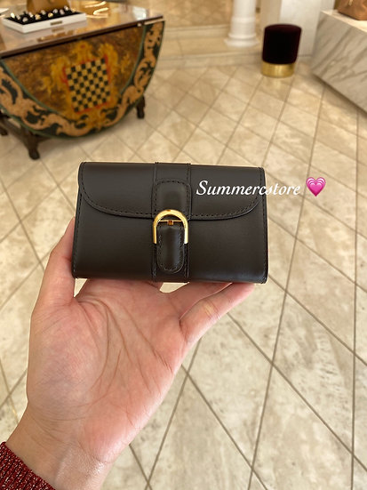 Delvaux card holder