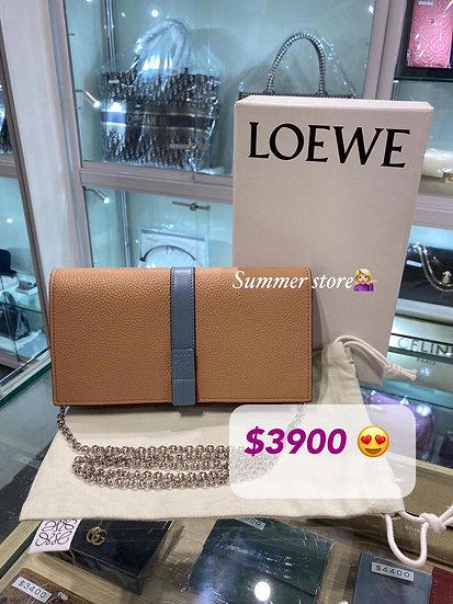 Loewe wallet on chain