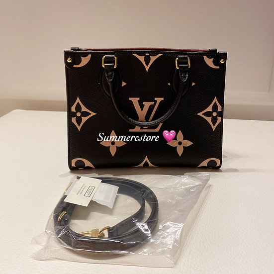 Louis Vuitton on the go pm