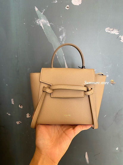 Celine pico belt bag