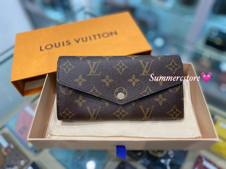 Louis  Vuitton 長銀包