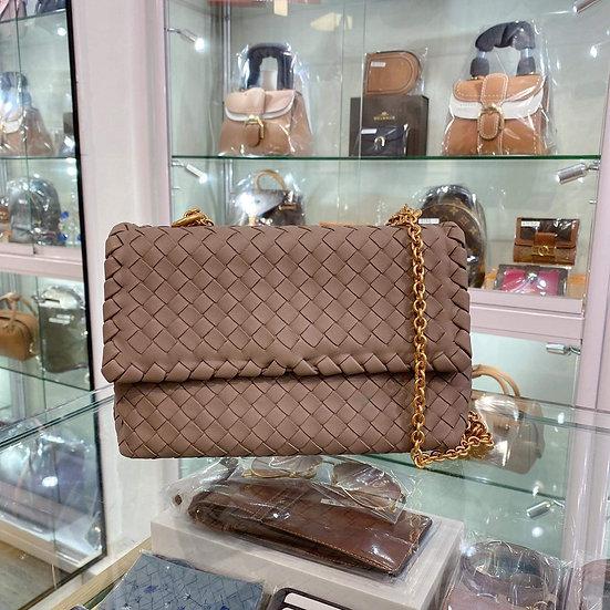 新到🆕 BV Flap Bag Small Size