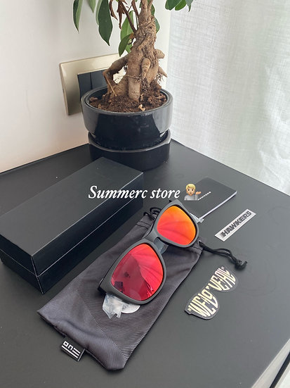 Hawker sunglass #model 9021 Ruby Red