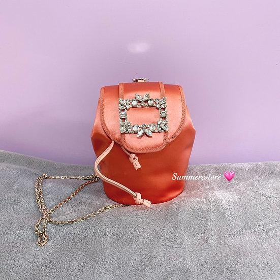 Rv 粉色小背包