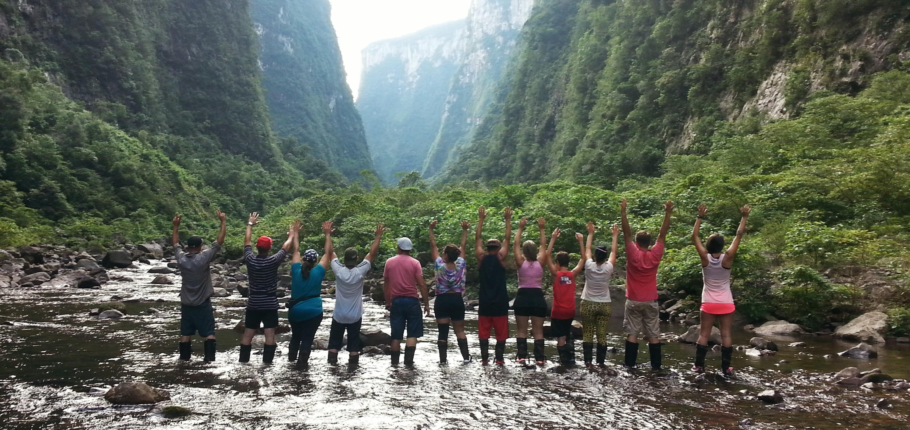 Trekking do Rio do Boi