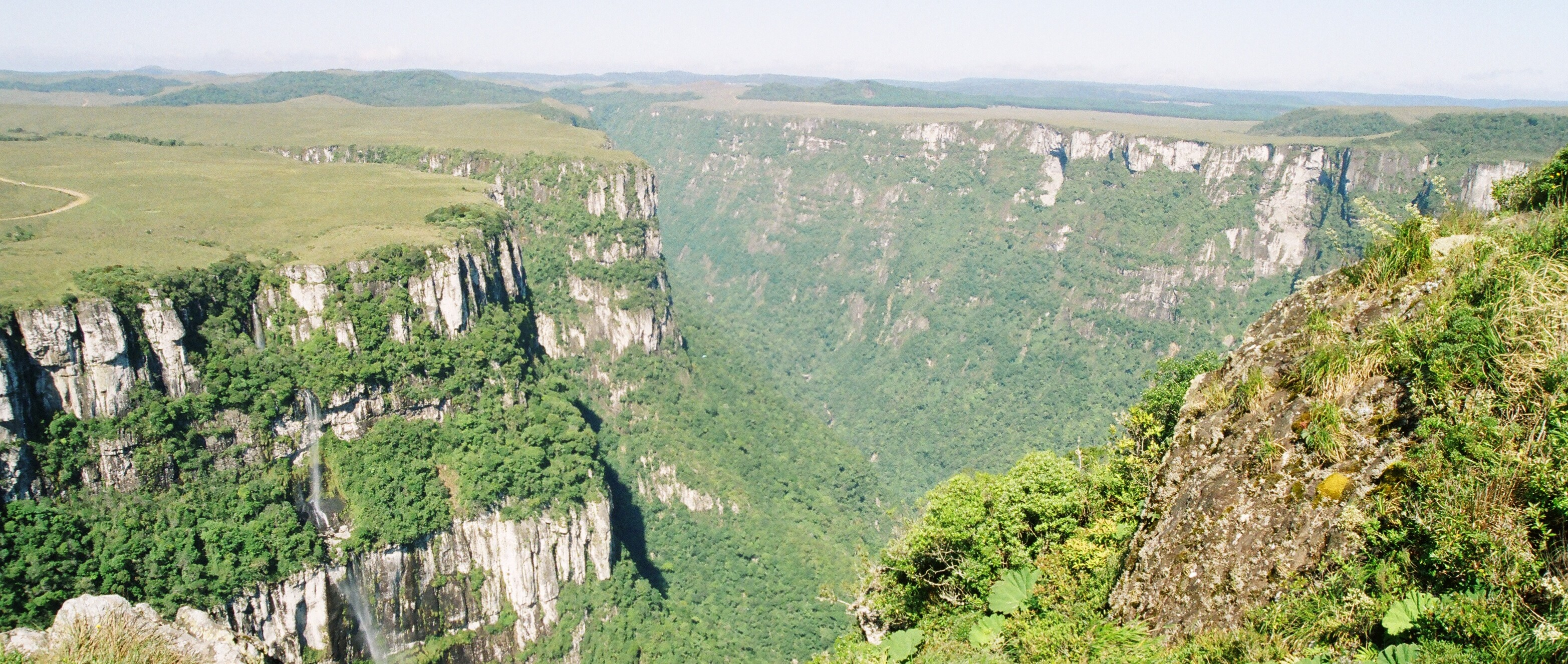 Passeio Canyon Fortaleza
