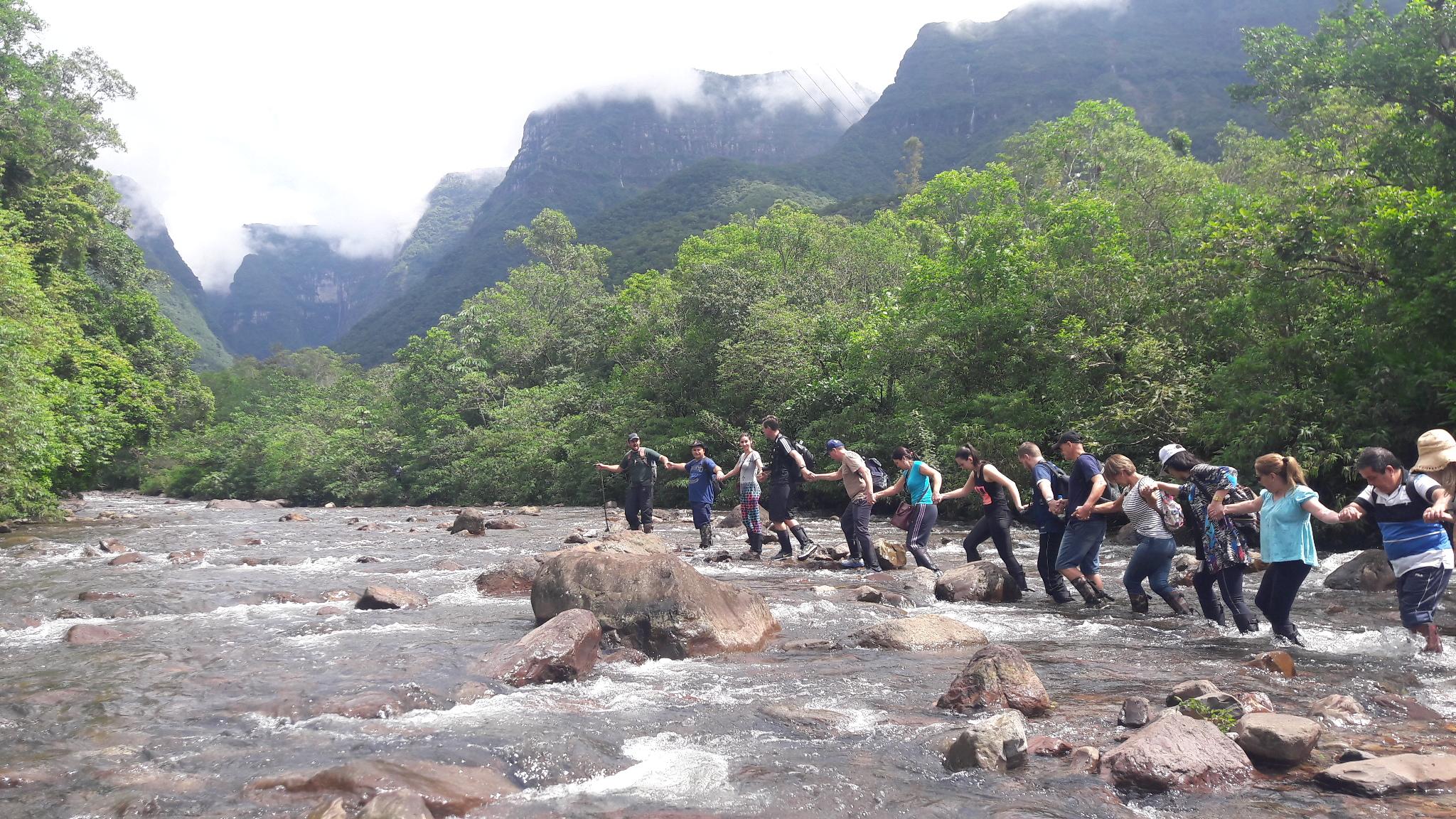 Piscina do Canyon Malacara
