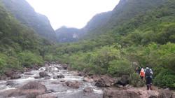 Piscinas do Canyon Malacara