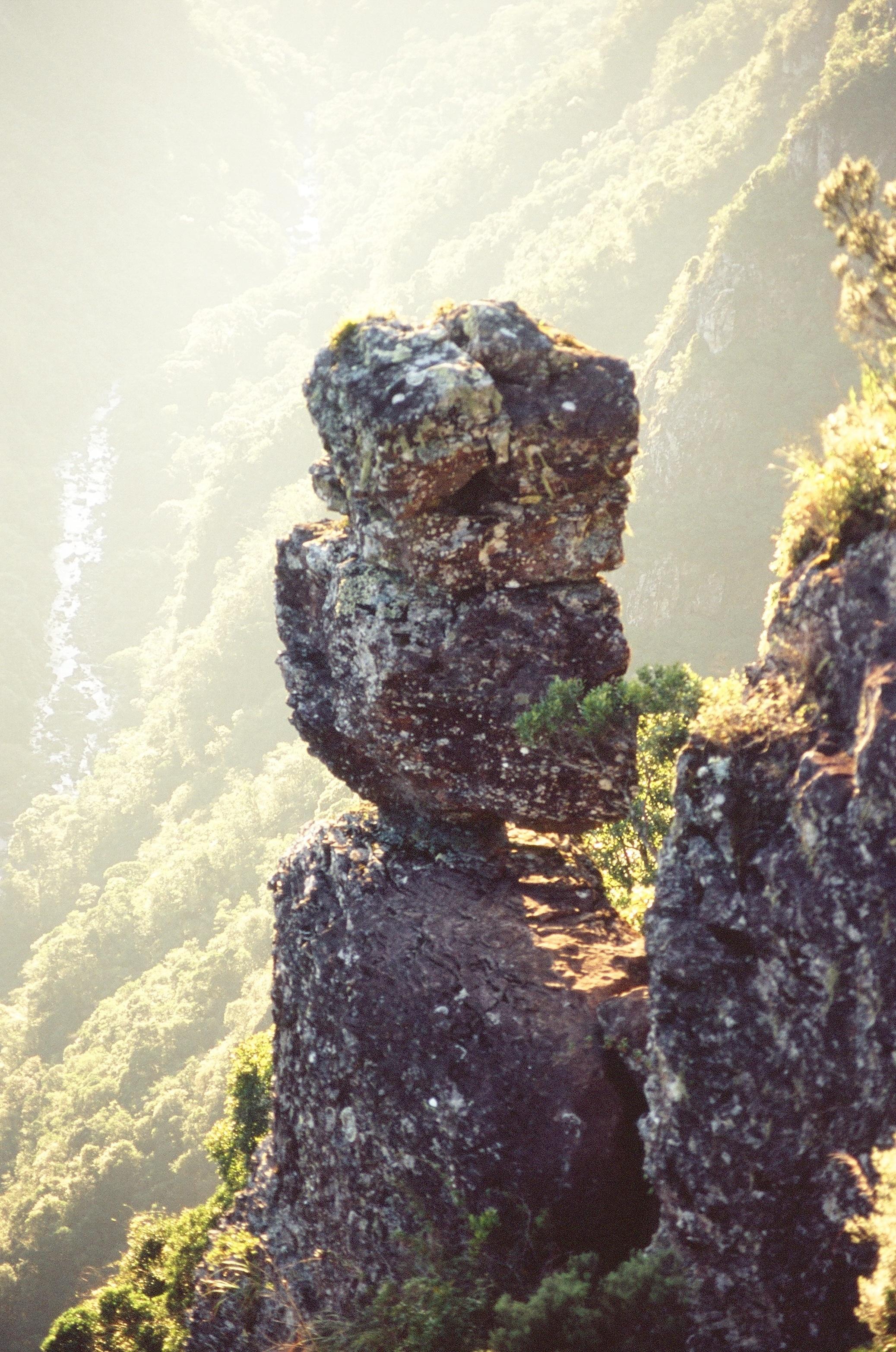 Pedra do Segredo - Canyon Fortaleza