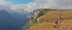 Trekking da Borda Sul