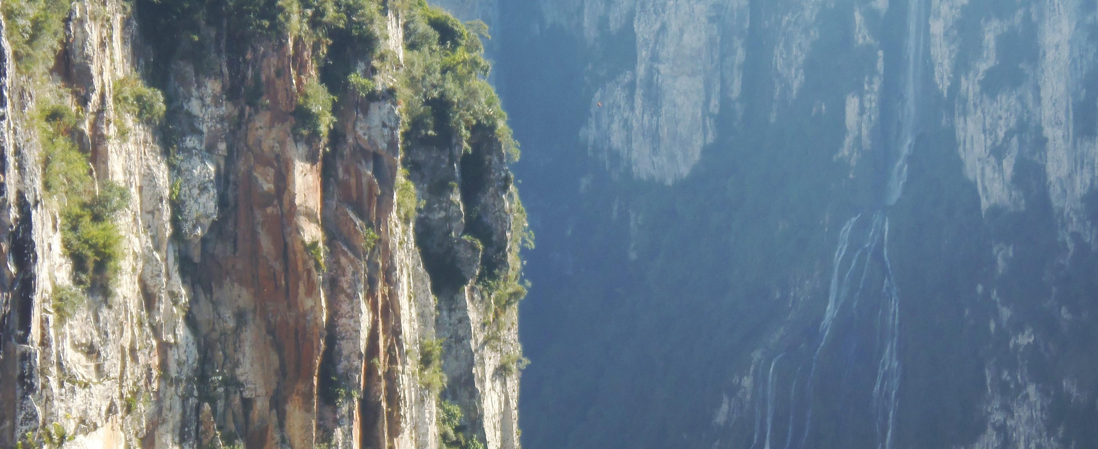 Cachoeira Véu de Noiva