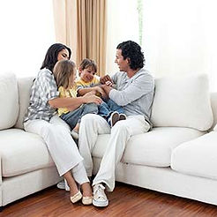 Upholstery Cleaning Sofas & Chairs