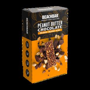 BEACHBAR® Peanut Butter Chocolate, Single Box