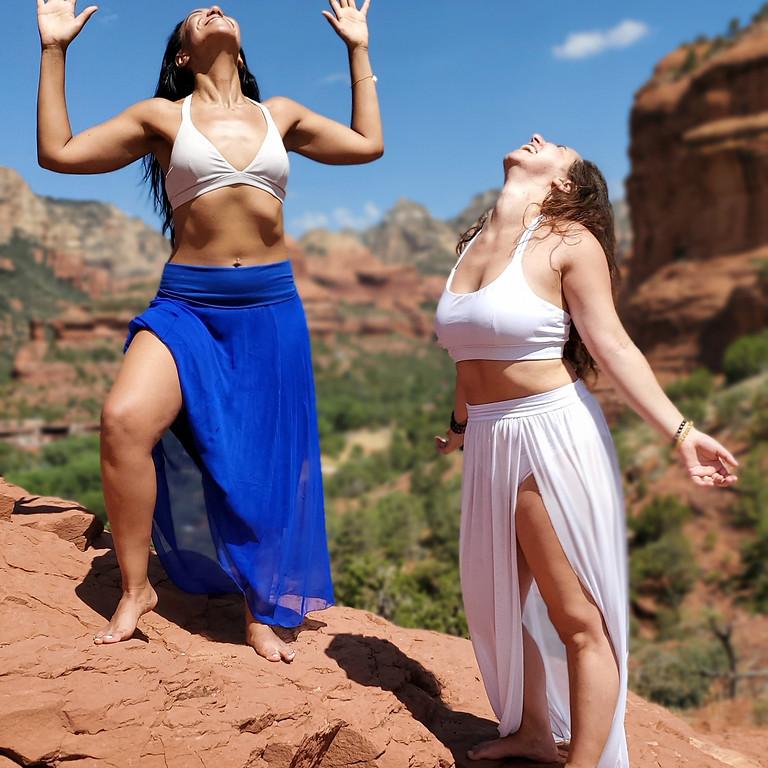 Sedona Yoga Retreat
