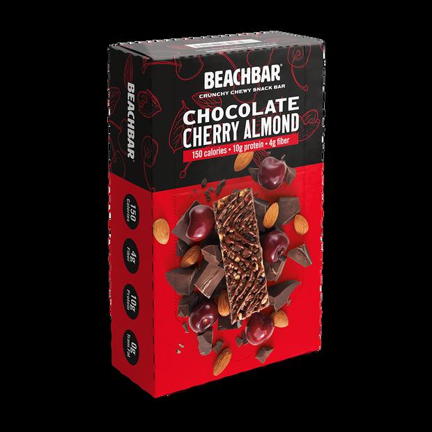 BEACHBAR® Chocolate Cherry Almond, Single Box