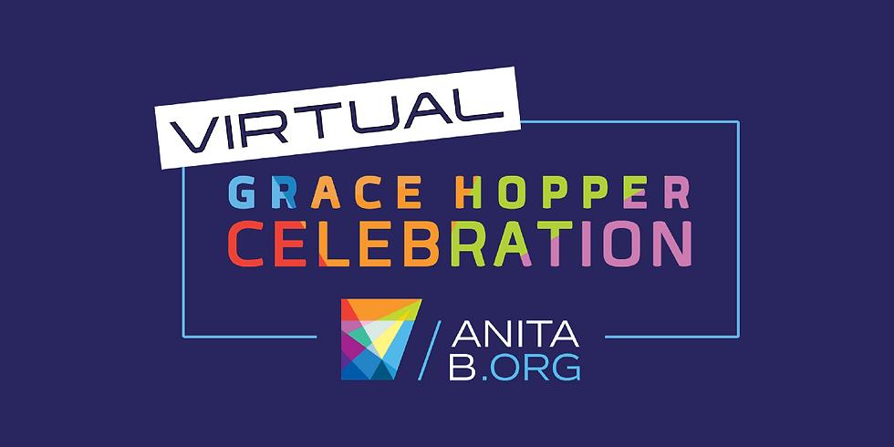 2020 Grace Hopper Celebration (Virtual)