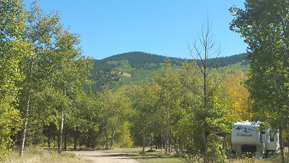 Kenosha Pass Campground