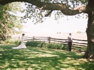 Real Wedding: Jillian & Drew