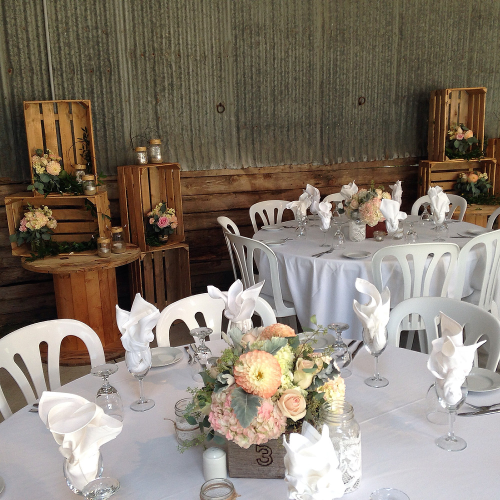 Glen Drummond Farm Wedding