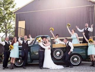 Real Wedding: Paula + Trevor
