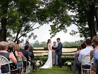Real Wedding: Carlyn & Rob