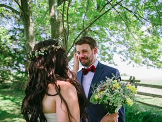 Real Wedding: Katrina + Ben