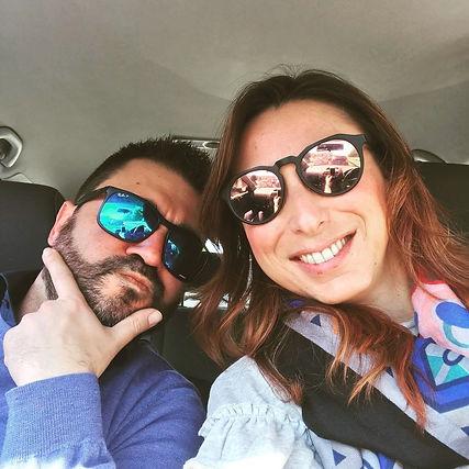 Marta Pottino & Dario di Falco by Sicilian emotions tour operator in Sicily