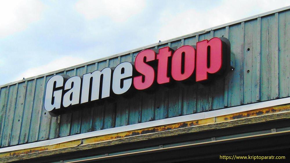 GameStop, Ethereum tabanlı NFT projesi hazırlıyor