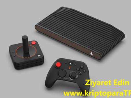 Atari, gelirini artırmak için NFT'ye, blok zincirine giriyor