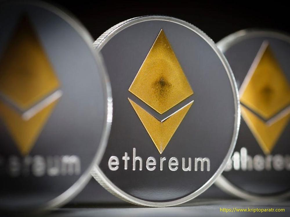 Kurumsal yatırımcılar geçen ay Bitcoin'den daha fazla Ethereum satın aldı
