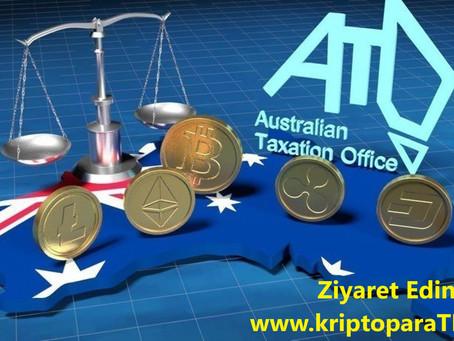 Avustralya Vergi Dairesi, kripto yatırımcılarının kurallara uymasını talep ediyor