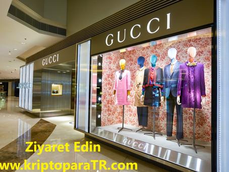 Gucci bir NFT başlatmaya hazırlanıyor