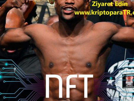 Boks efsanesi Floyd Mayweather, NFT'yi başlatacak