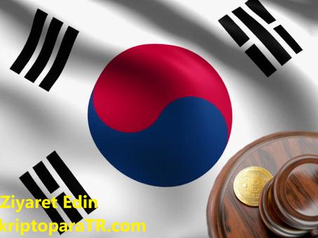 Güney Kore'deki kripto para birimleri için vergiler