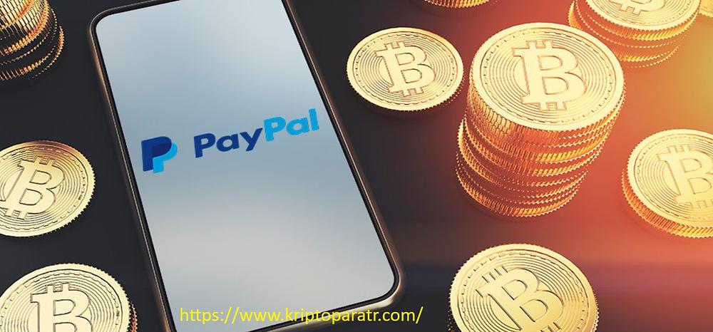 PayPal'in kripto ödemelerini başlatmasının ardından Bitcoin yükseldi!