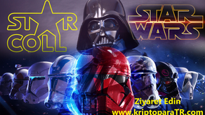 Starcoll, NFT olarak sınırlı sayıda Star Wars koleksiyon ürünleri yayınlayacak
