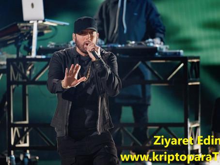 Eminem NFT Fashion ilk NFT koleksiyonuna katıldı