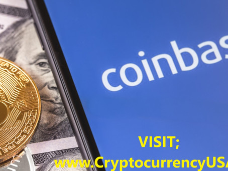 Coinbase date for the IPO has been set