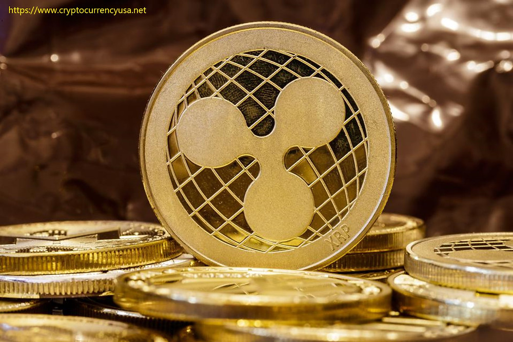XRP has risen to the top five cryptocurrencies