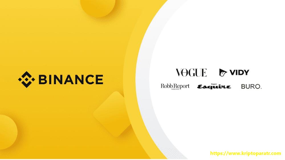 Binance, Vogue Singapore'un yayıncısının bir NFT platformu oluşturmasına yardımcı oluyor
