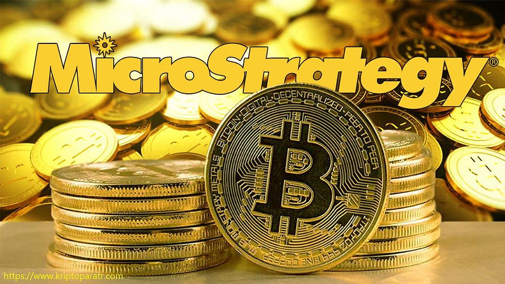 MicroStrategy, yöneticilerine Bitcoin ile ödeme yapan ilk Amerikan şirketi oldu