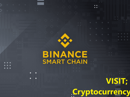 Faster and cheaper transactions with Binance Smart Chain
