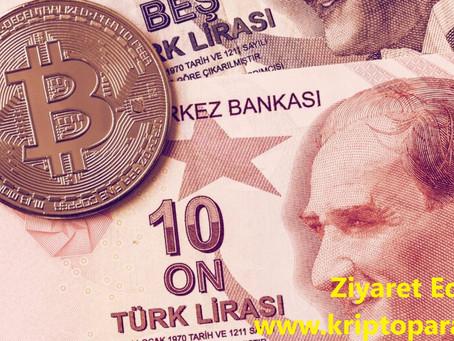 Türkiye kripto para ödemelerini yasakladıktan sonra Bitcoin fiyatı düştü