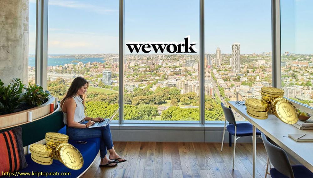 WeWork, Bitcoin benimsemesini destekliyor