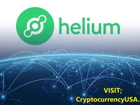 Helium blockchain network for IoT devices