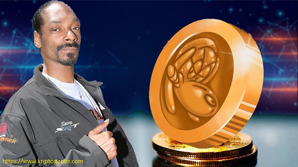 Rapçi Snoop Dogg, NFT tokenlerini piyasaya sürüyor